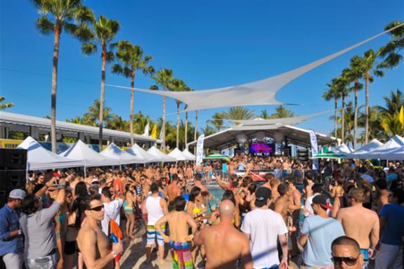 Dj Mag Pool Party Miami 2015