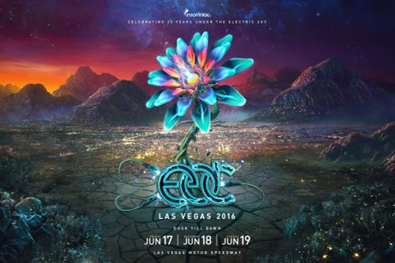 Electric Daisy Carnival, Las Vegas 2016