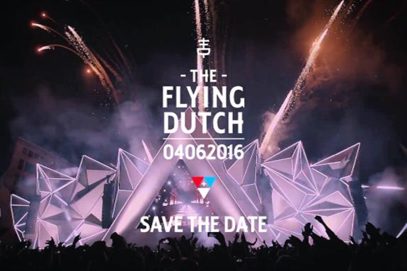 The Flying Dutch Rotterdam 2016