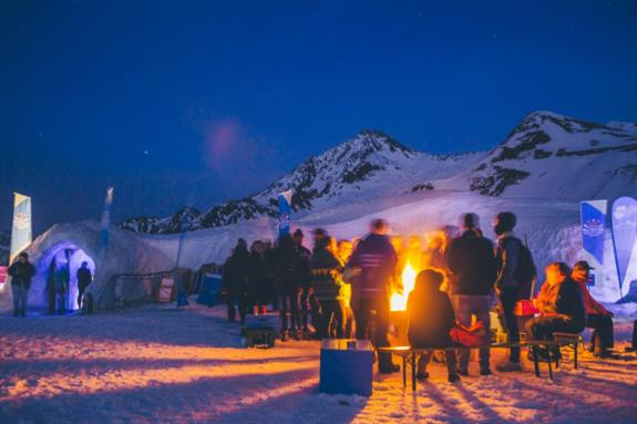 The Smirnoff Arctic Disco 2017