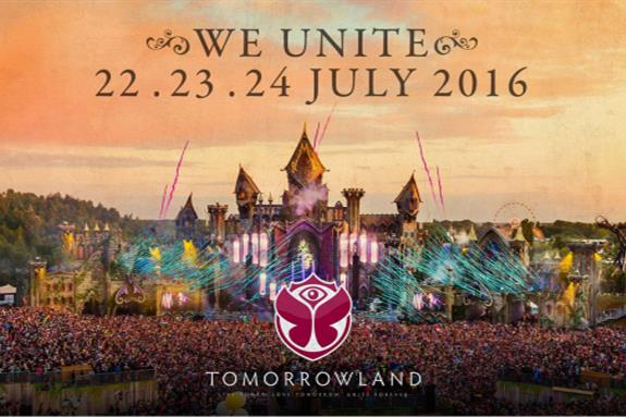 Tomorrowland Belgium 2016