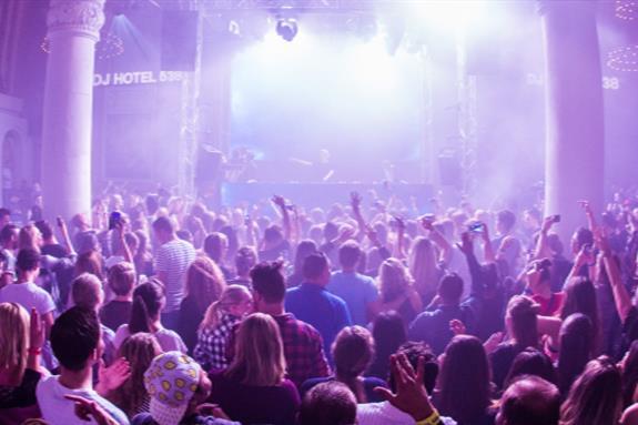 DJ Hotel 538