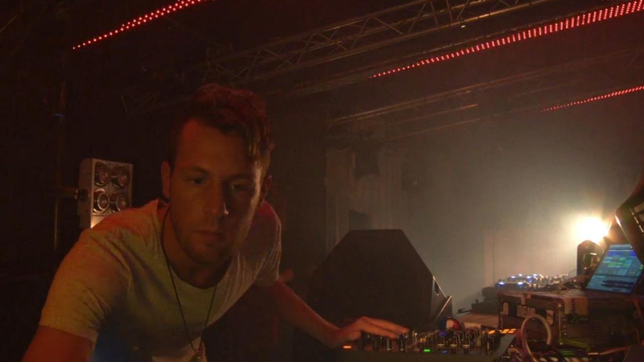 Egbert - Live @ Dockyard Festival ADE 2015