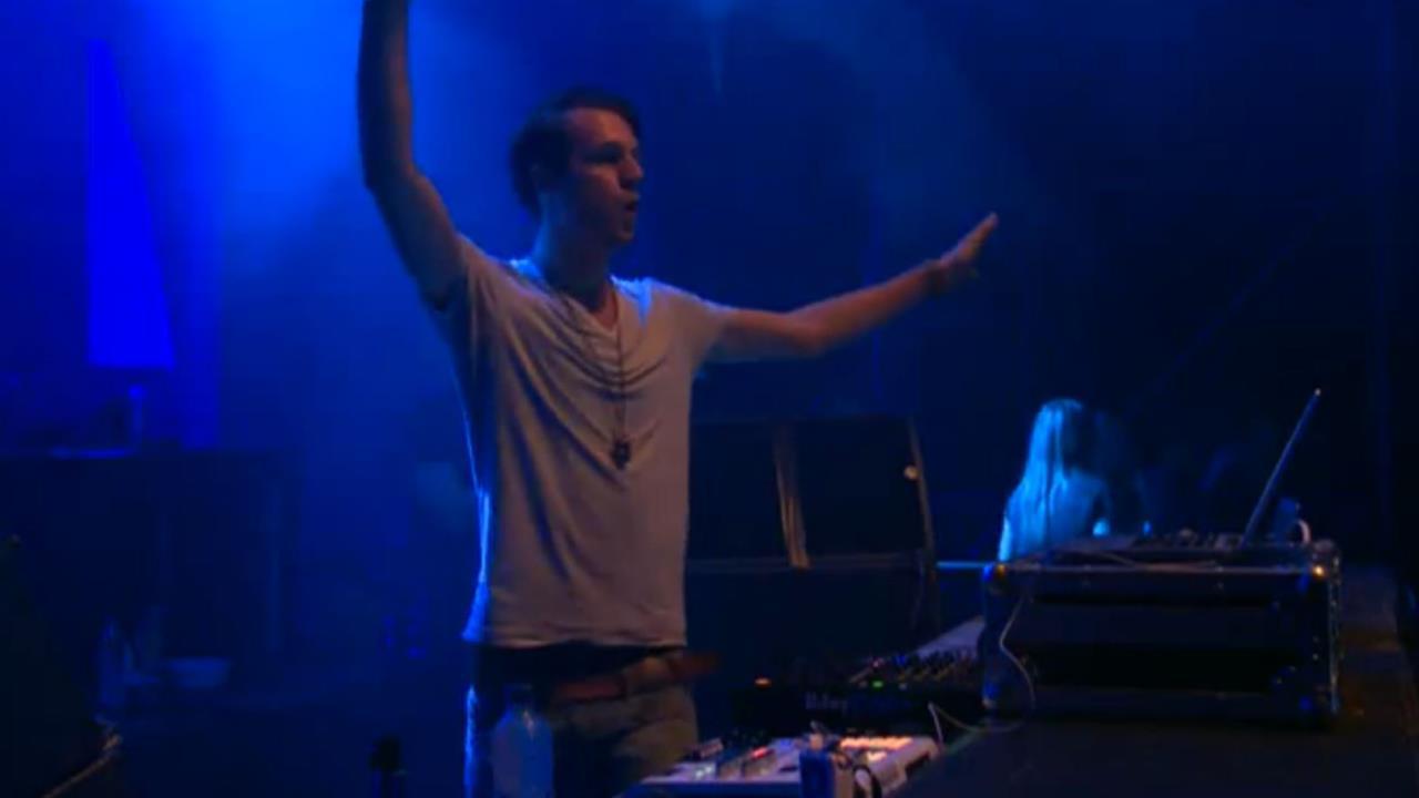 Egbert - Live @ Time Warp Utrecht 2012