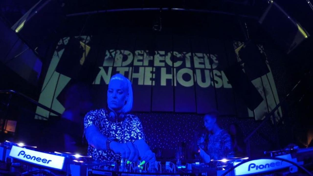 Sam Divine - Live @ Defected In The House Closing Party 2014, Booom Ibiza