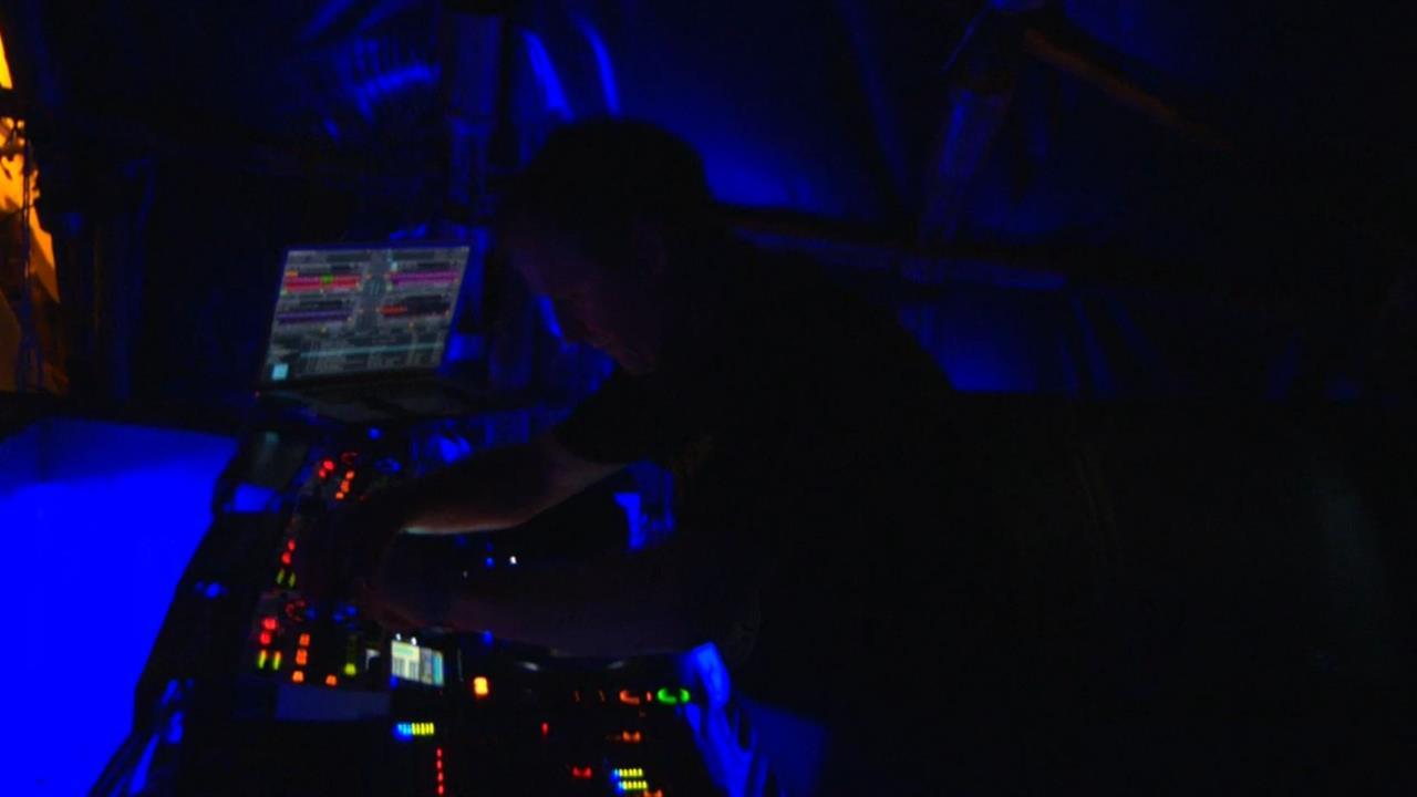 Sasha - Live @ The BPM Festival 2016, Last Night On Earth, Martina Beach