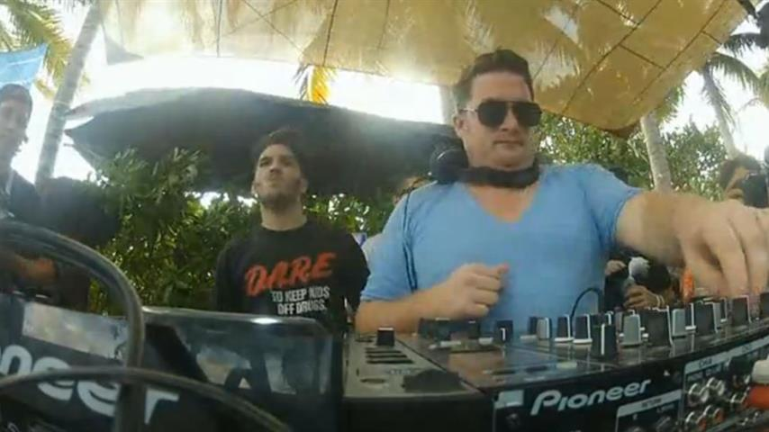 Eats Everything - Live @ Dirtybird vs Pets Recordings, Canibal Royal 2013