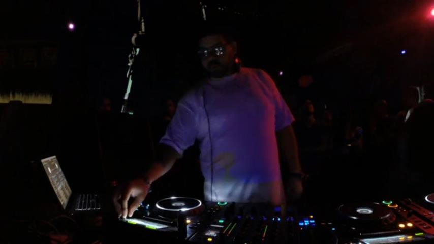 Kenny Dope - Live @ The BPM Festival 2016, Blue Parrot
