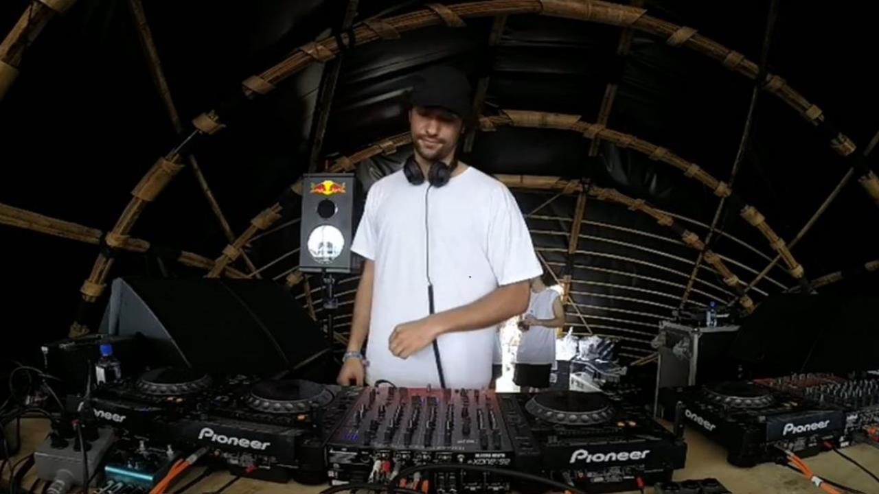 &ME - Live @ The BPM Festival 2016, Last Night On Earth, Martina Beach