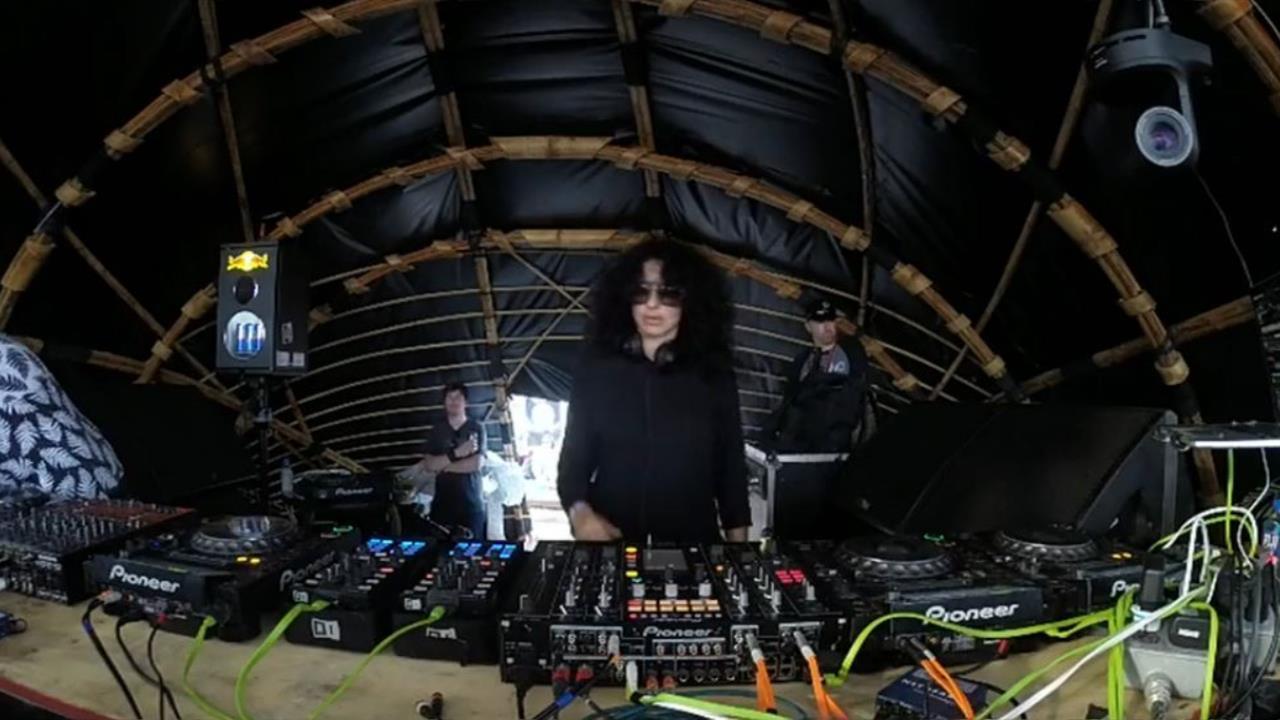 Nicole Moudaber - Live @ The BPM Festival 2016, Last Night On Earth, Martina Beach