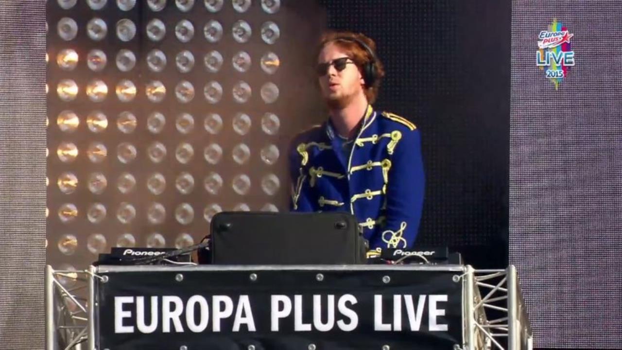 Bakermat - Live @ Europa Plus LIVE 2015