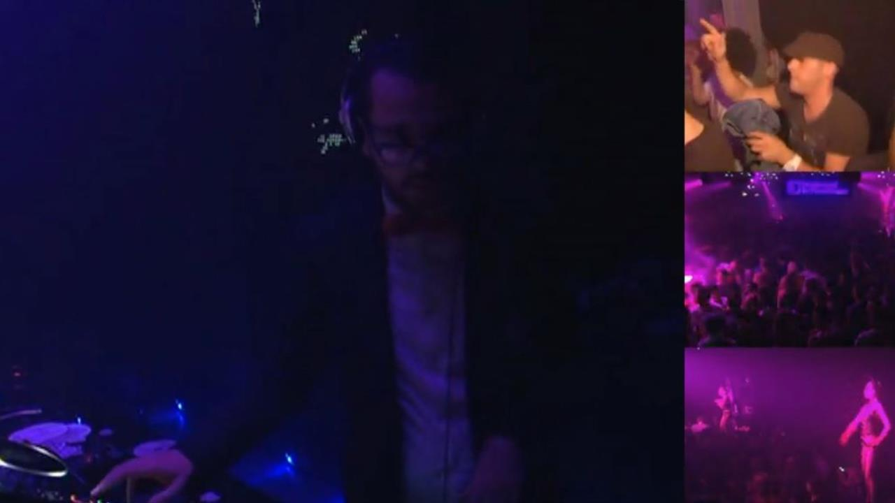 Dimitri From Paris - Live @ Defected Records, Ministry of Sound London 2011