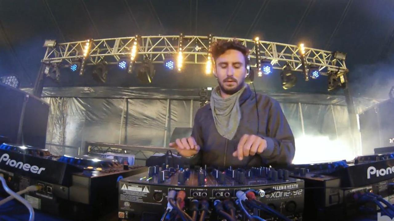 Cesar Merveille - Live @ We Are FSTVL 2014, Luciano & Friends, Airfield of Dreams