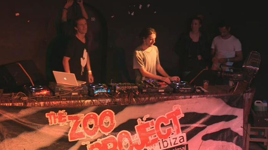 Acid Mondays - Live @ Zoo Project Closing 2012, Gala Night