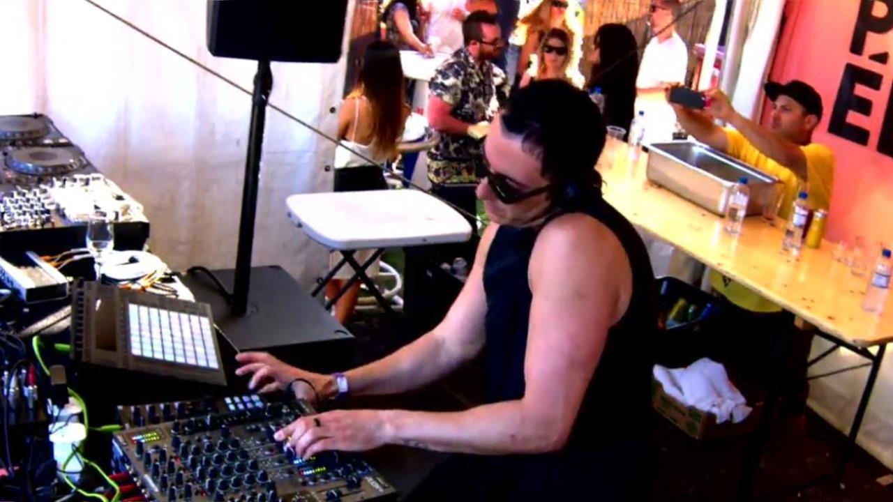 Dubfire - Live @ Piknic Electronik Melbourne 2016