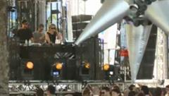 Damian Lazarus vs Ellen Allien - Live @ CircoLoco Miami, Surfcomber 2012