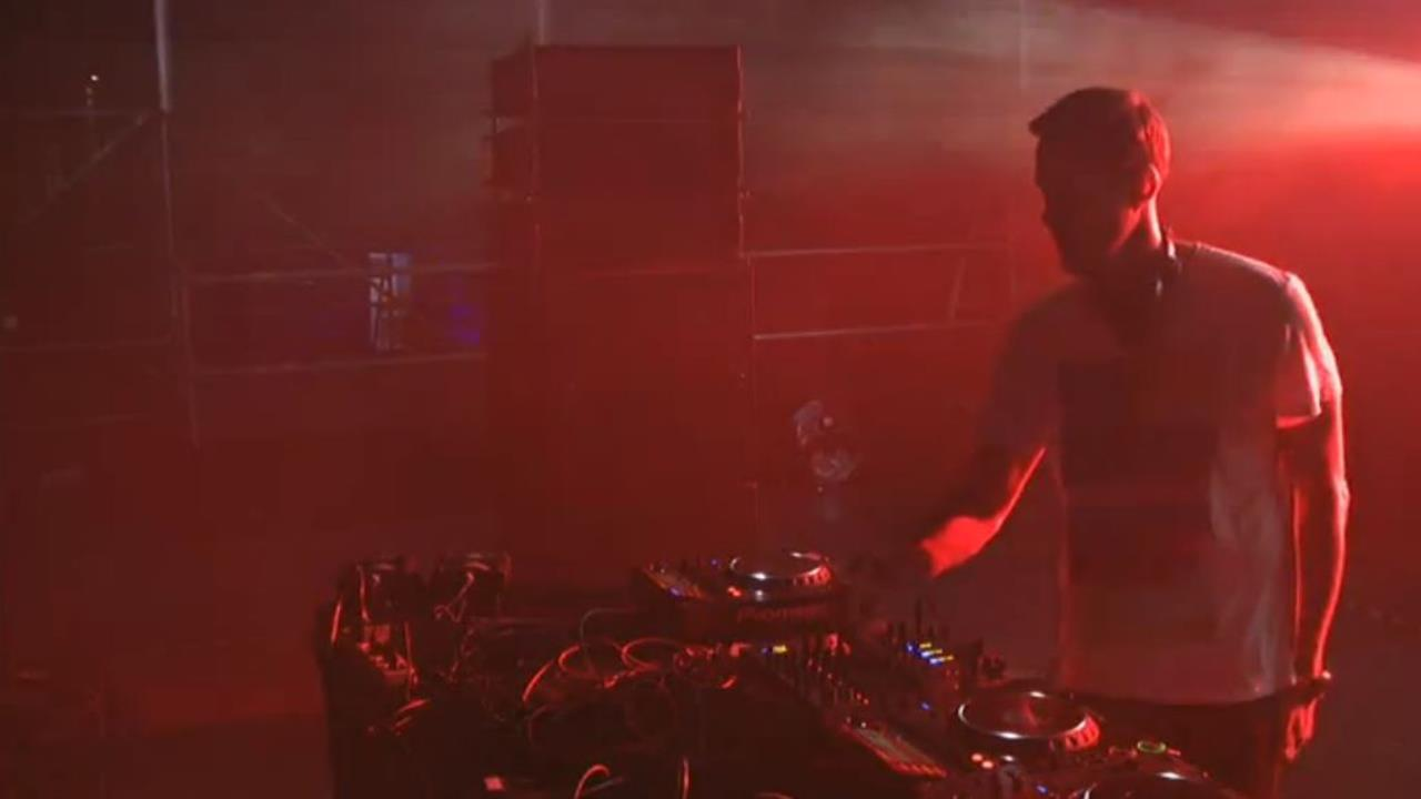 Adam Beyer - Live @ Electrobeach 2012
