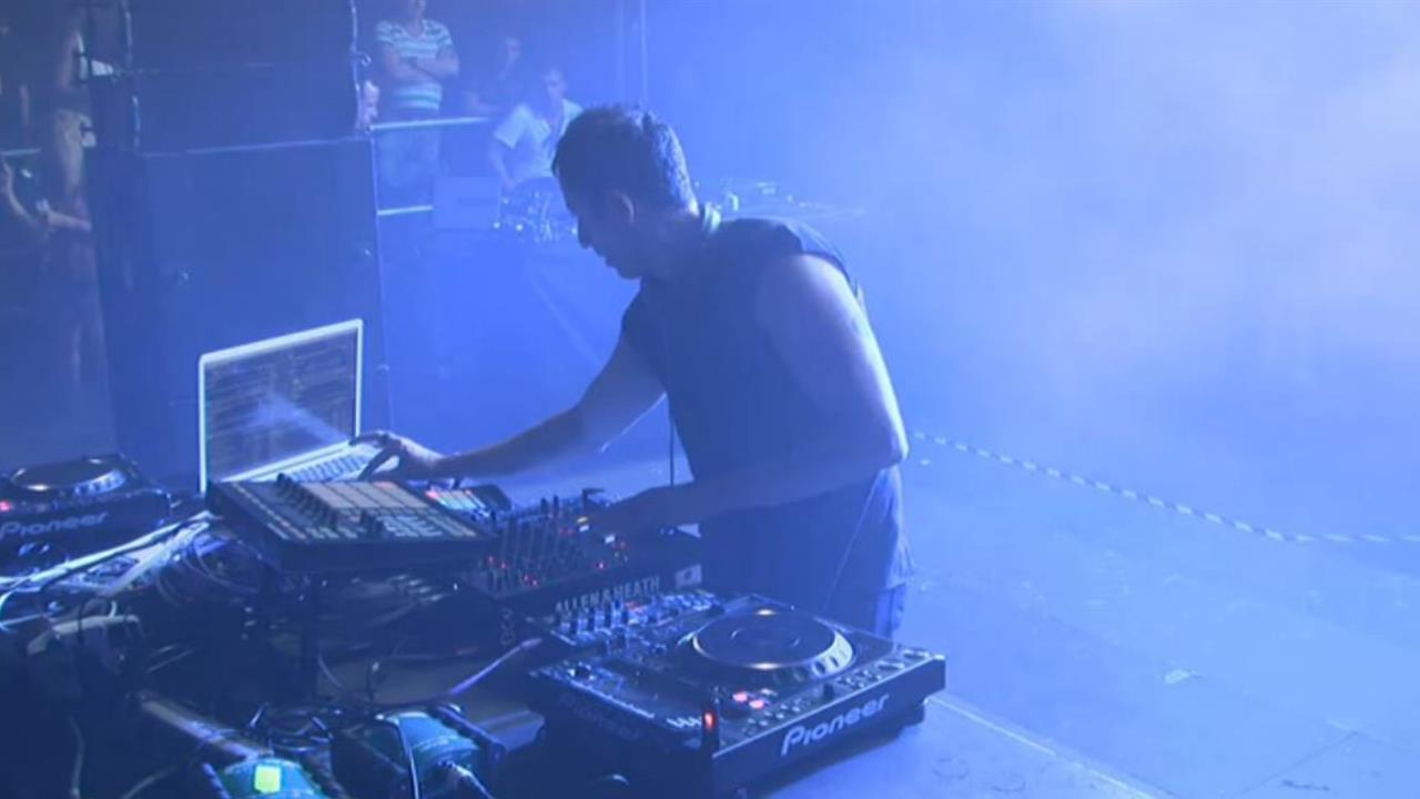 Dubfire - Live @ Electrobeach 2012