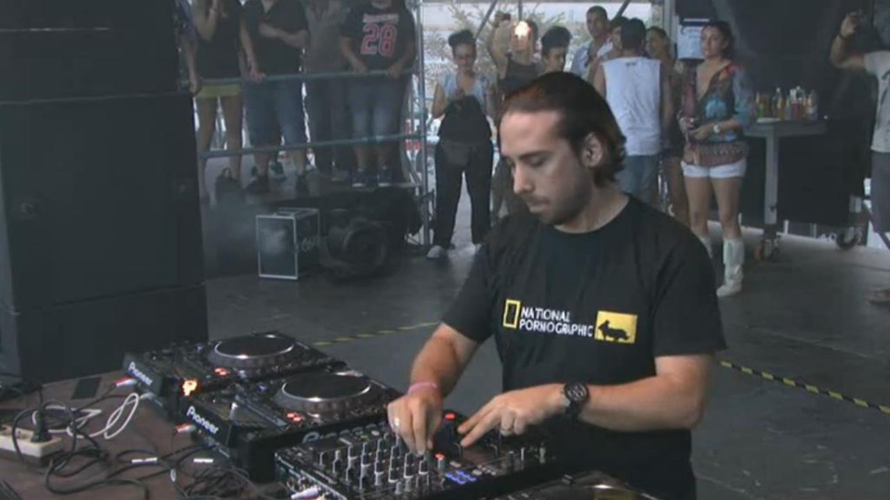 Cristian Varela - Live @ Electrobeach 2012