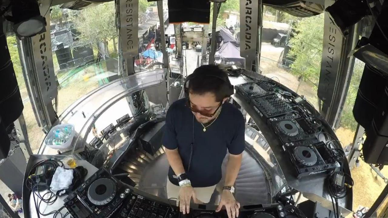 Harvard Bass - Live @ Ultra Music Festival Miami 2016, Resistance Stage