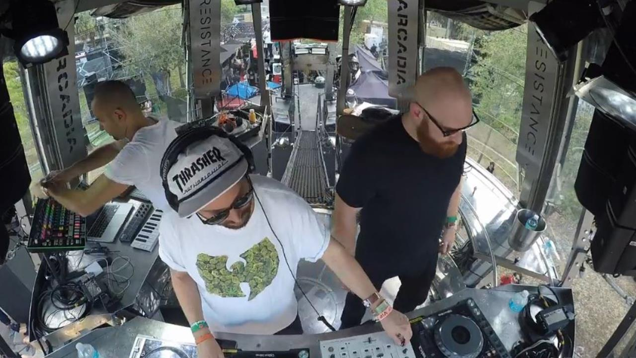 Andhim - Live @ Ultra Music Festival Miami 2016, Resistance Stage