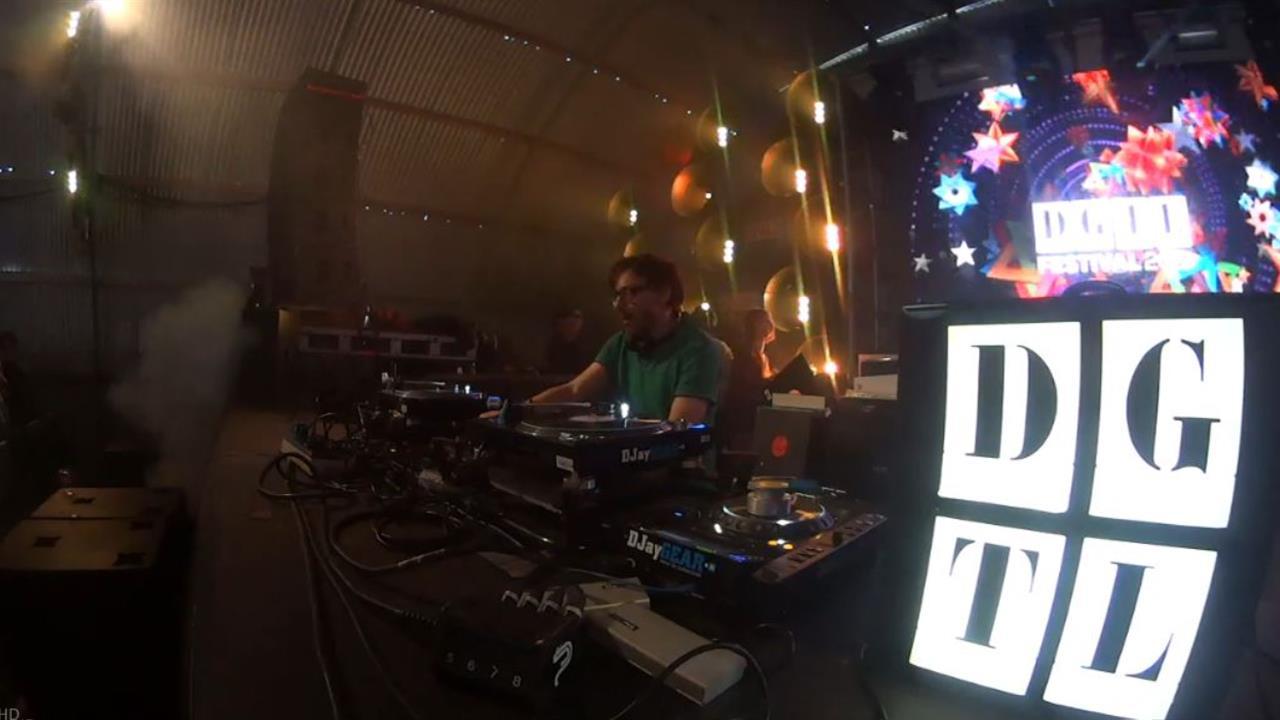Move D - Live @ DGTL Festival 2015, Stereo Stage, NDSM Docklands