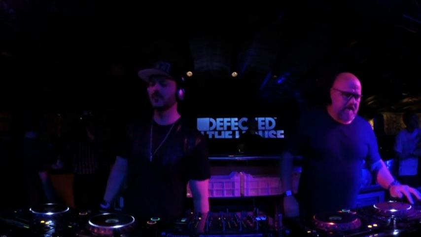 Simon Dunmore b2b Noir - Live @ Together & Defected In The House Opening Party, Amnesia 2015