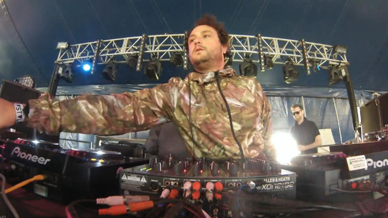 Mirko Loko - Live @ We Are FSTVL 2014, Luciano & Friends, Airfield Of Dreams