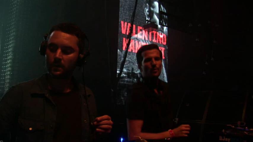 Valentino Kanzyani b2b Ernesto Ferreyra - Live @ Awakenings ADE Cadenza meets Planet E 2013