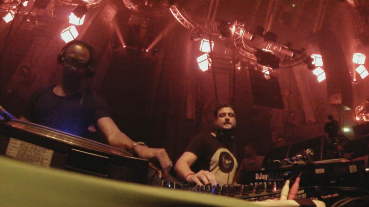 Stacey Pullen b2b Mirko Loko - Live @ Awakenings ADE Cadenza meets Planet E 2013