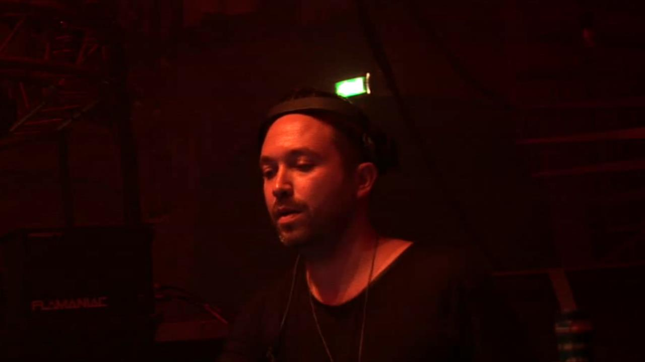 Nic Fanciulli - Live @ Awakenings ADE Cadenza meets Planet E 2013