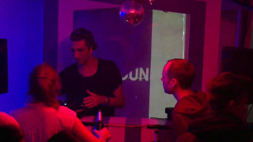 Petar Dundov - Live @ Be-At.tv Berlin Session with Petar Dundov 2012