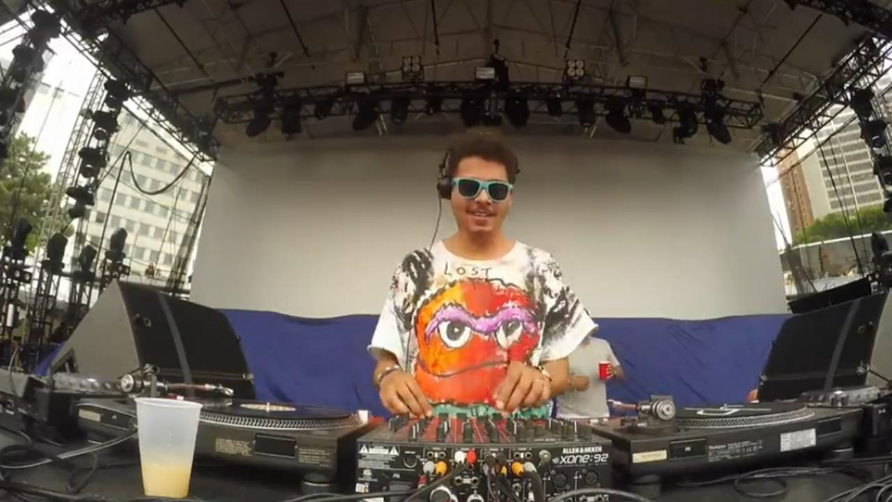 Seth Troxler - Live @ Movement Electronic Music Festival 2016, Main Stage, Hart Plaza