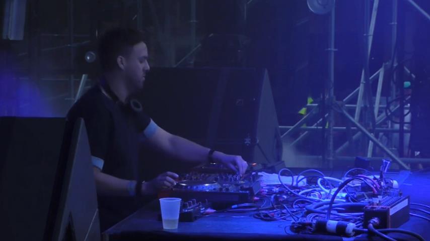 Maceo Plex - Live @ Movement Electronic Music Festival 2016, Main Stage, Hart Plaza
