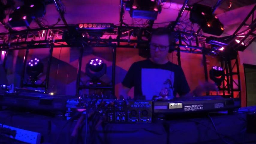 Jared Wilson - Live @ Movement Electronic Music Festival 2016