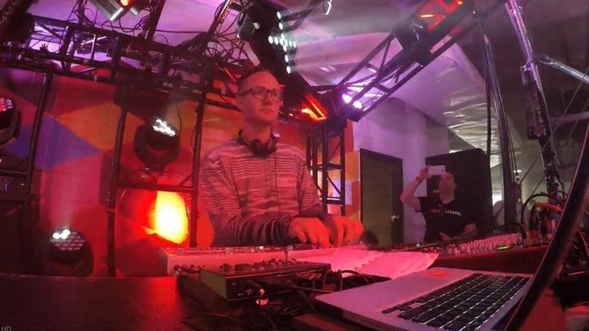 Tin Man - Live @ Movement Electronic Music Festival 2016