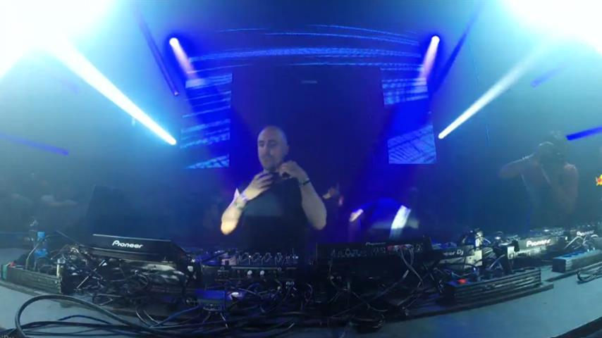 Technasia - Live @ Space Opening Fiesta 2016
