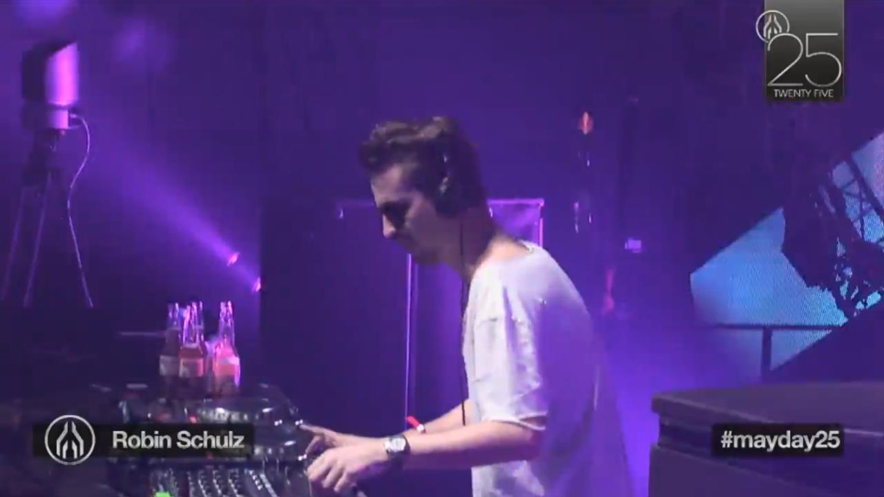 Robin Schulz - Live @ Mayday 2016