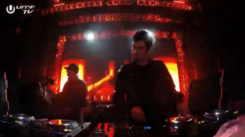Knife Party - Live @ Ultra Music Festival Korea 2016