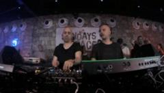 Technasia b2b Riva Starr - Live @ Sundays at Space 2016, Week 2
