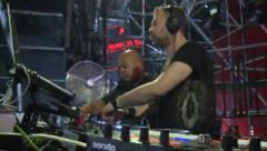 Dave Clarke b2b DJ Bone - Live @ Awakenings Festival 2016