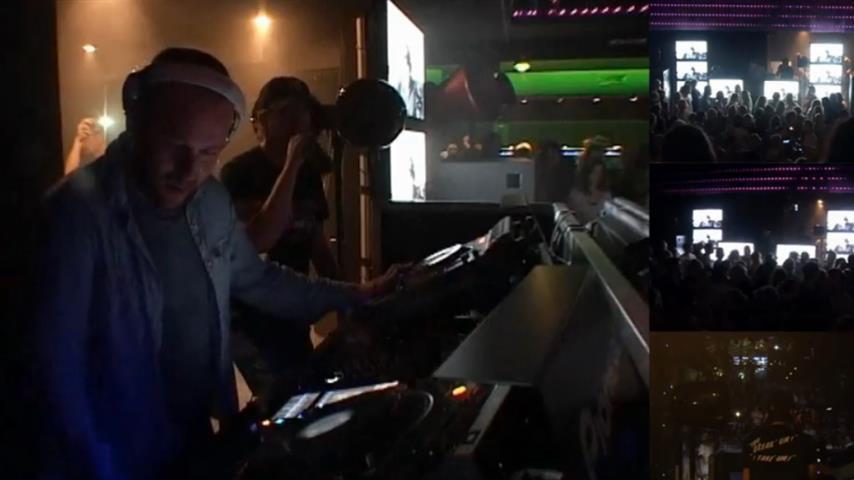 Sander Kleinenberg - Live @ Qeensday 2010 Opening