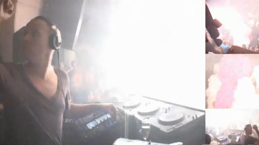 Sander Kleinenberg - Live @ Pure Pacha Opening 2009