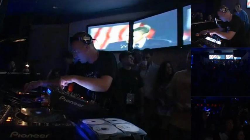 Sander Kleinenberg - Live @ WMC Closing Party 2009, Shelborne Hotel
