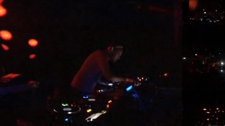Sander Kleinenberg - Live @ 5k, Melkweg 2010