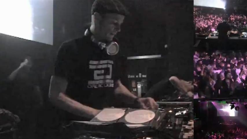 Cari Lekebusch - Live @ Drumcode x Atomic Jam, HMV Institute 2010