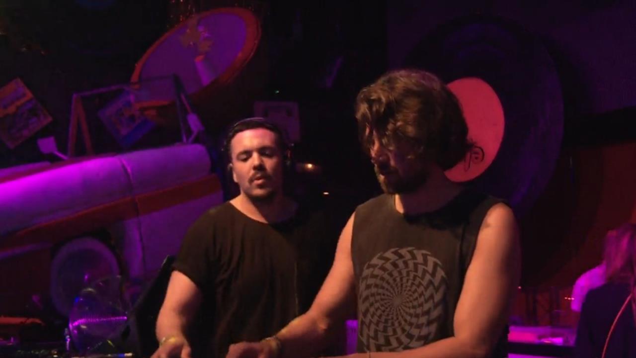 Santé b2b Sidney Charles - Live @ Elrow Ibiza 2016, Week 6