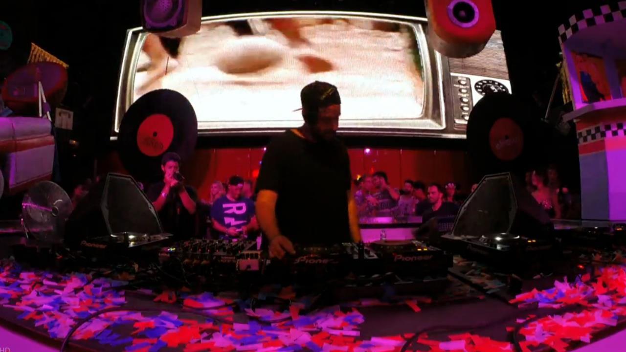 Marco Faraone - Live @ Elrow Ibiza 2016, Week 6