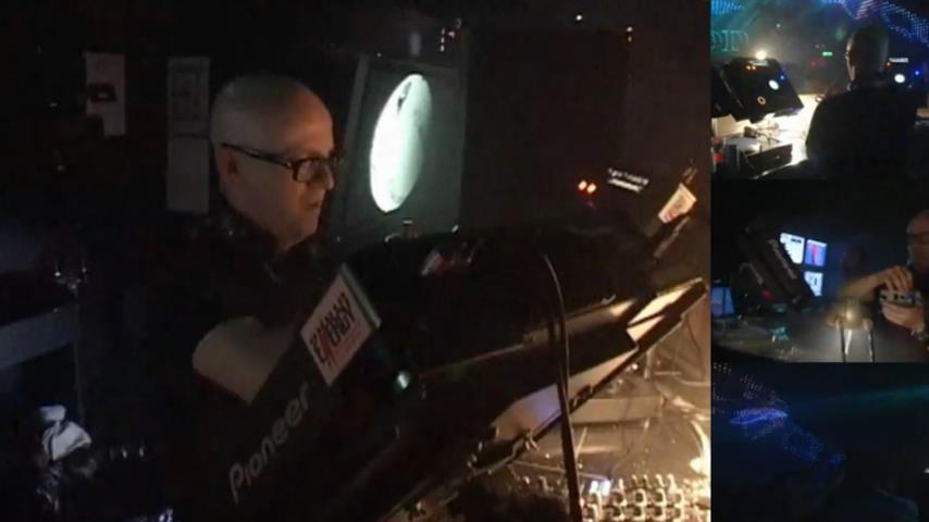 Stephan Bodzin - Live @ Gouranga, The Lightbox 2010