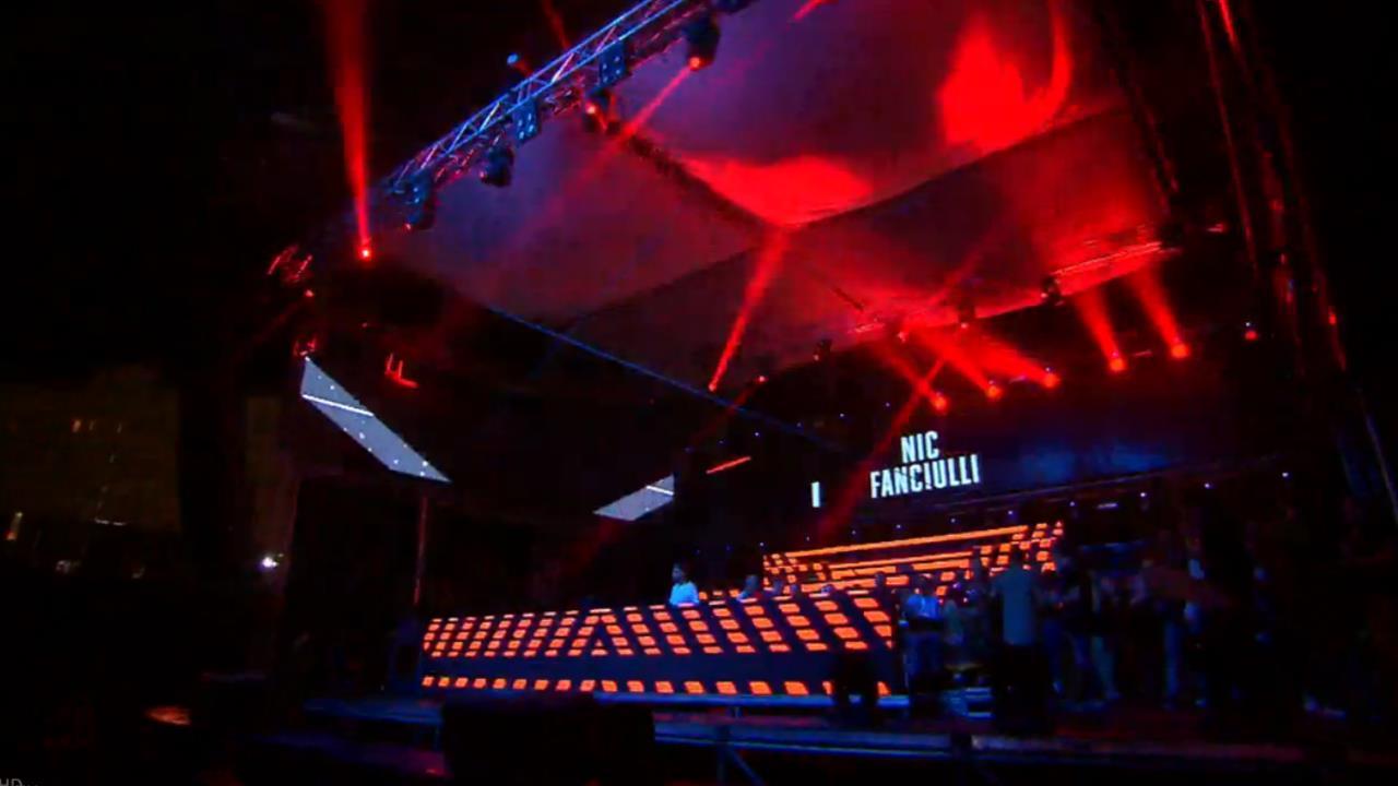 Nic Fanciulli - Live @ Ultra Europe 2016, Resistance Stage, Poljud Staduim